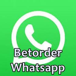 Betorder whatsapp